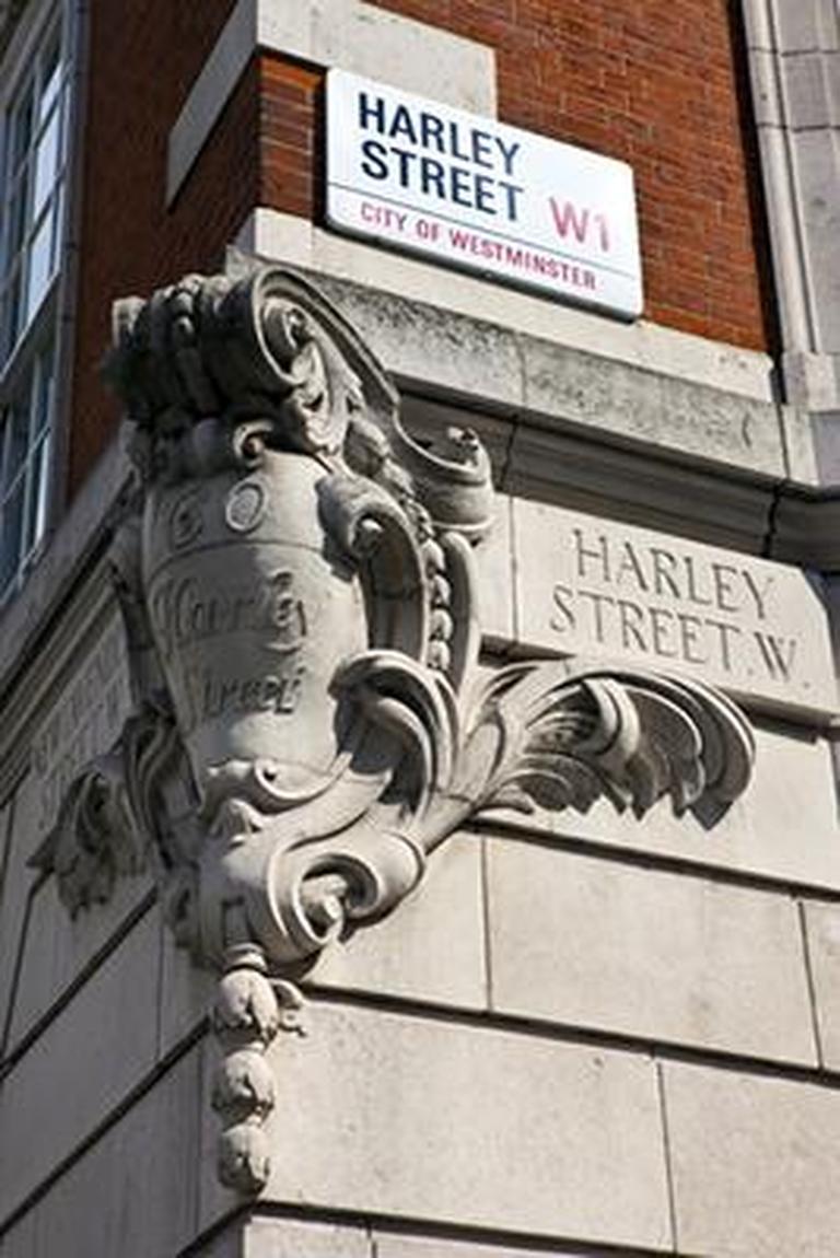 Harley Street Rooms Hire