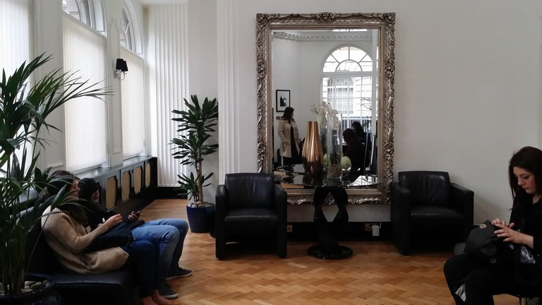 1 Harley Street Therapy room