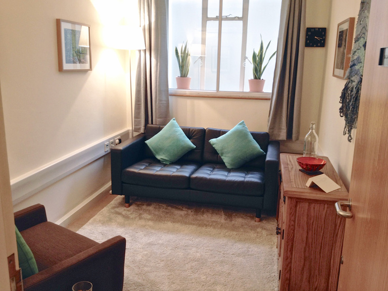 Therapy Room To Rent Worcestershire