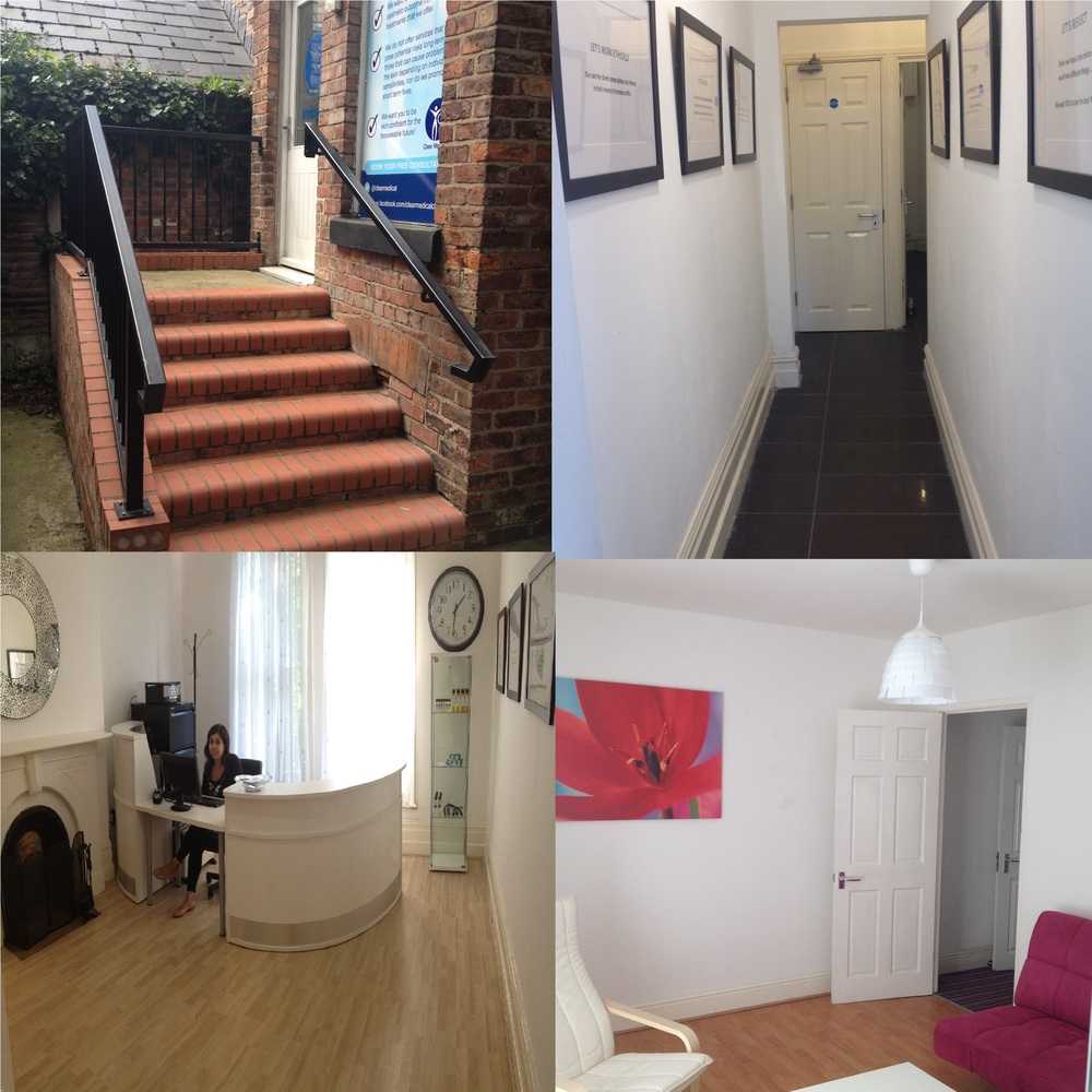 Therapy room to rent in Chorlton Manchester - UK Therapy Room ...
