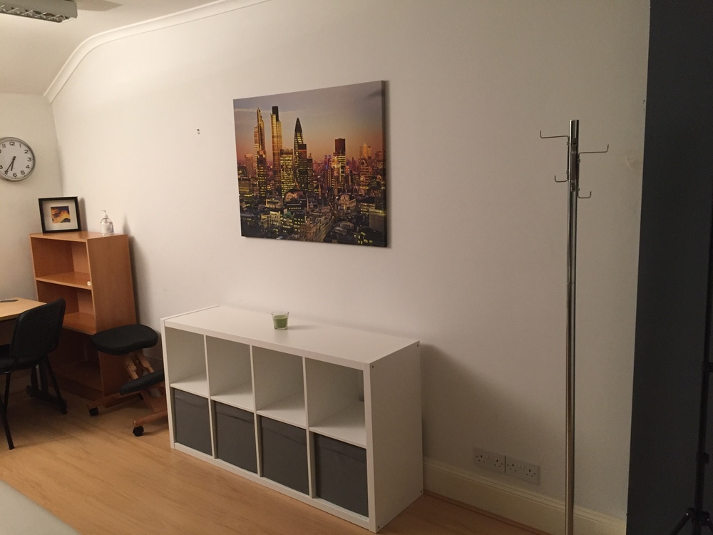 Therapy Rooms To Rent North London